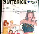 Butterick 4401 A