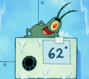 Krusty Krab thermostat