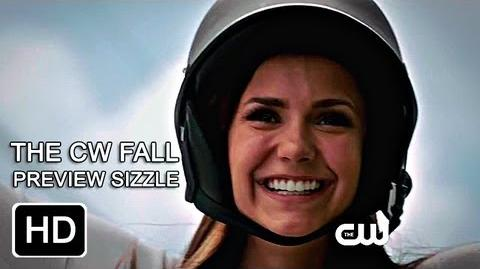 The CW - Fall Preview Sizzle HD