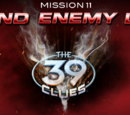 Mission 11: Behind Enemy Lines