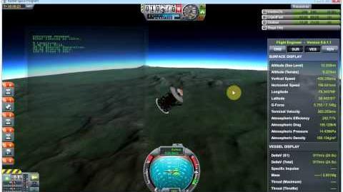 Example - Skycrane demo