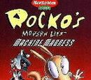 List of Rocko's Modern Life VHS tapes