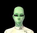 Alienígena Obrero