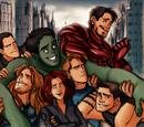 Domestic Avengers