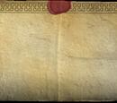Isabelles Brief