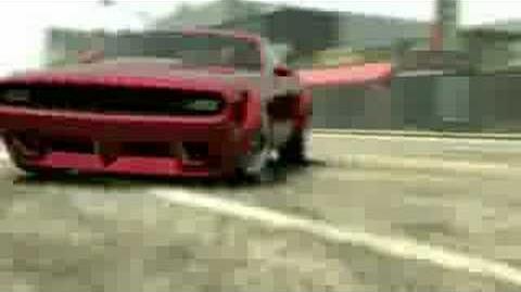 Midnight Club LA » Dodge Challenger Concept DUB Edition