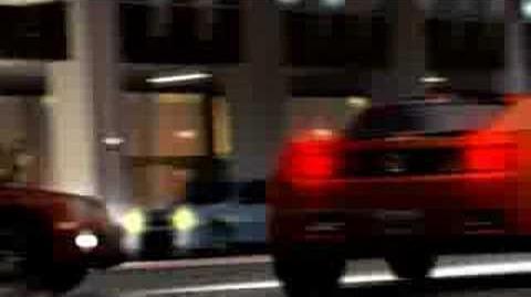 Midnight Club LA » Chevrolet Camaro Concept DUB Edition