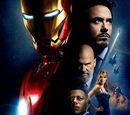 MARVEL COMICS: Marvel Cinematic Universe (Iron Man 1)