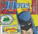 Heroes (London Editions Magazines) Vol 1