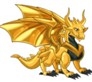 Dragón Oro