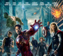 MARVEL COMICS: Marvel Cinematic Universe (The Avengers 1)