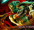 Characters that hail from the Legacy of Kain Universe