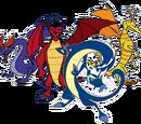 Dragons (American Dragon: Jake Long)