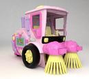 Street Sweeper (pink version)