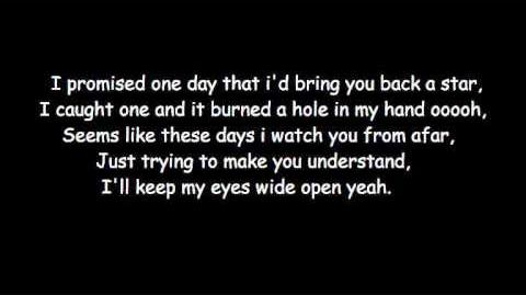 Don't let me go by Harry Styles with Lyrics. (Featuring Sam McCarthy).