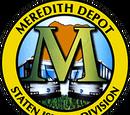Meredith Avenue Bus Depot