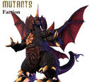 Destroyah vs MUTO