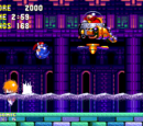 Doctor Robotnik's Waterspout and Depth Charge Machine