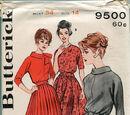 Butterick 9500
