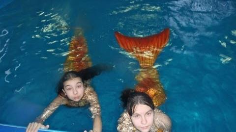 The 2 Tails Mermaid ~Сезон 1 Серия 6 Mermaids Have Fun