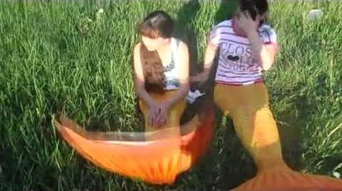 The 2 Tails Mermaids ~ Сезон 1 Серия 7~ The strange magic