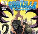 Godzilla: Rulers of Earth Issue 4