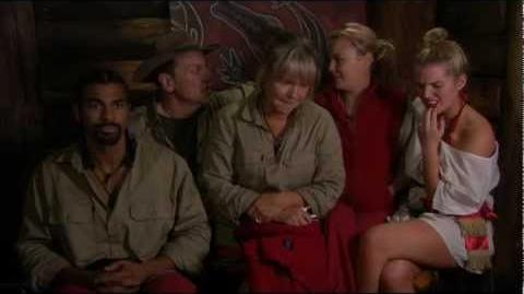 Episode 3 I'm a celebrity Get Me Out Of Here 2012