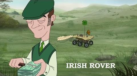 Phineas and Ferb - Irish Rover