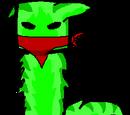 Gato Creeper salvajes