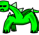 Dinosaurio creeper