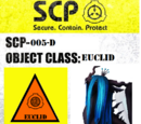 SCP-005-D