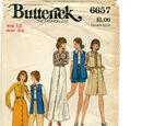 Butterick 6657