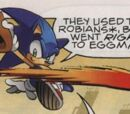 Sonic Rocket (Archie)