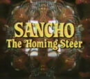 Sancho, the Homing Steer