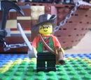 Captain Vari White-Eye