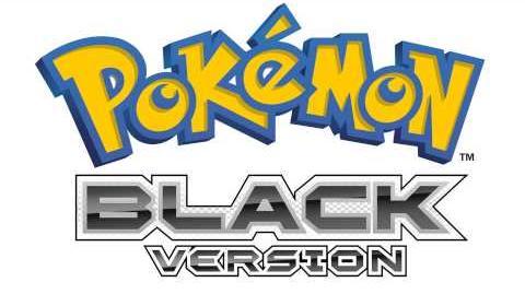 Black City (Black) - Pokémon Black & White