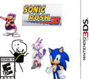 Sonic Rush 3DS