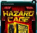 Hazard Dino Cage