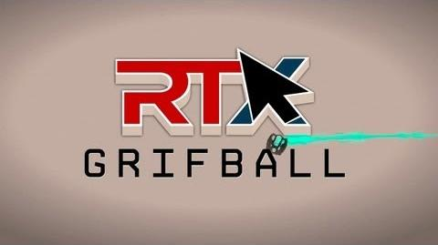 RTX 2013 - Setting up the Grifball Booth