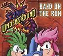 Sonic Underground DVD images