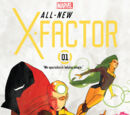 All New X-Factor Vol 1 2