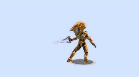 Grifball Sword Animation