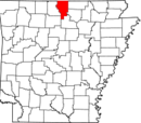 Baxter County, Arkansas