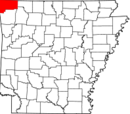 Benton County, Arkansas