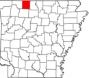 Boone County, Arkansas
