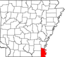 Chicot County, Arkansas