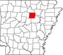 Cleburne County, Arkansas