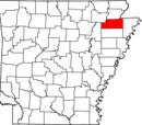 Craighead County, Arkansas