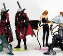Figuras de acción de Devil May Cry