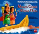 La leyenda de Manco Cápac y Mama Ocllo